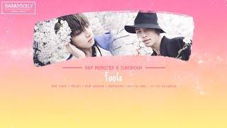 [THAISUB] Fools - Rap Monster & Jungkook (Cover)