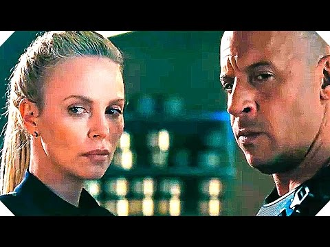 FAST AND FURIOUS 8 - TRAILER