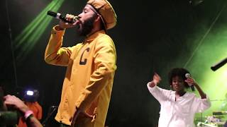 Protoje - Sudden Flight ft. Jesse Royal & Sevana (Live at For The Culture 2017)
