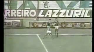 Palmeiras 2 x 1 Santos   1987