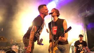 Ramones Tribute - Blitzkrieg Bop, Live @ Amnesia Rockfest 2017