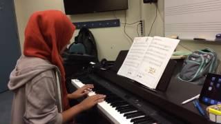 Pianoforte 1: Beat Drums! (Sarah)