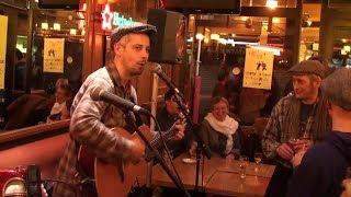 * Madjid & B-Roy (Manu Chao / Radio Bemba) - Dirty Old Town - Live in Paris