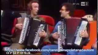 Roberto Benigni & Eduardo De Crescenzo - Napoli, cosa si può fare per te?