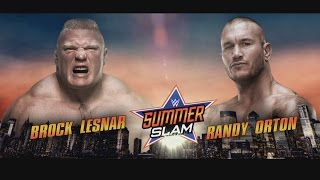 Brock Lesnar's opponent for SummerSlam revealed: SmackDown, July 7, 2016