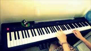 Melodia Africana I by Ludovico Einaudi (Piano Cover)