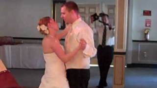 Reception Bride and Groom Dance