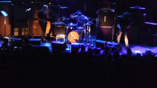 Dinosaur Jr, Training Ground (Deep Wound cover), with Dale Crover, Terminal 5, NYC, 12/1/12