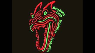 Busta Rhymes ft. Q-Tip - The Abstract & The Dragon (New Music January 2014)