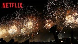 É Quase Meia-noite - Contagem regressiva para 2016 da Netflix Kids