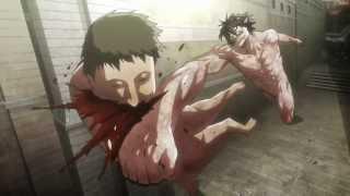 Attack on Titan AMV - Linkin Park Powerless