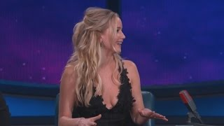 Jennifer Lawrence Nails Her Cher Impression While Singing 'Believe' With Josh Hutcherson