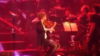 David Garrett playing Bon Jovi