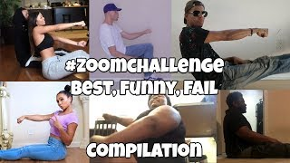 Zoom Challenge Best Compilation 😂Funny Fails 😂Names In Description