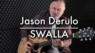 Jason Derulo - Swalla (feat. Nicki Minaj & Ty Dolla $ign) - Igor Presnyakov - fingerstyle guitar