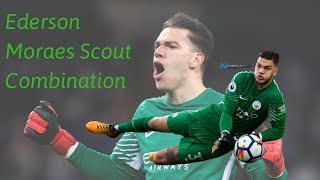 #pes2019 Future Blackball Ederson Moraes Scout Combination||by #BrothersGaming