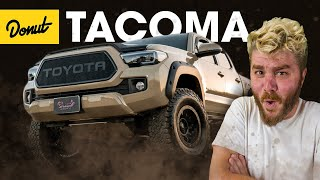 TOYOTA TACOMA - Everything You Need to Know   Up to Speed width=