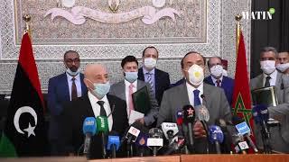 Le Maroc confirme son rôle de médiateur crédible dans la crise libyenne