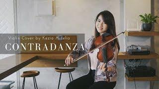 Contradanza Violin Cover by Kezia Amelia