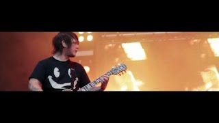 Bring Me The Horizon – Behind The Scenes At Leeds Festival