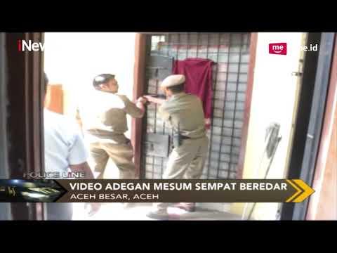 Download Video Sepasang Remaja Tertangkap Warga Saat Mesum Di Lantai 2 Masjid Di Aceh - Police Line 25/02