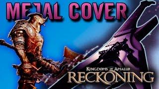 Riff n' Mix #2 Kingdoms of Amalur: Reckoning Theme Metalized!