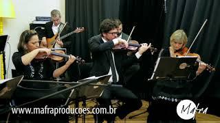 Música para Casamento - Entrada Noivo - Armageddon (Aerosmith) - MAFRA CORAL & ORQUESTRA