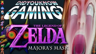 Zelda Majora's Mask - Did You Know Gaming? Feat. Yungtown