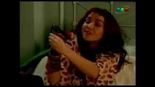 """Natalia Oreiro . Fragmento """"Kachorra"""" - Telenovela - 2002"""
