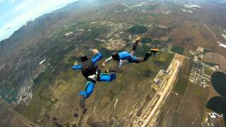 """""""What If I Live?"""" - Skydiving"""