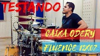 TESTANDO CAIXA ODERY FLUENCE 12x07 - VINÍCIUS FIGUEIREDO