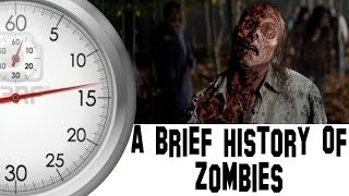 A Brief History of Zombies (Feat. T. Michael Martin)