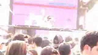 Psyde & Kaballah - tocadisco live