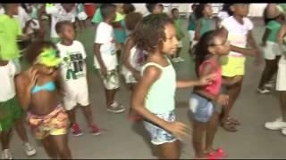 Escolas mirins vão estar na Sapucaí na terça-feira de carnaval