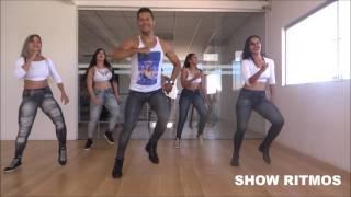 Gang do Samba - Bambolê - SHOW RITMOS - Coreografia