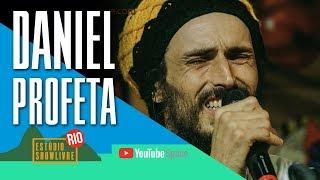 Artista fala sobre seu próximo disco - Daniel Profeta no Estúdio Showlivre no YouTube Space Rio 2017