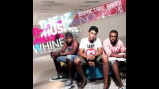 ThE iZ - 'WHINE' feat. Machel Montano [Single]