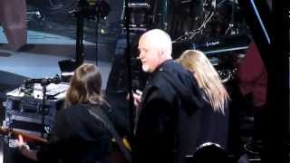 Solsbury Hill PETER GABRIEL Live Philadelphia PA 21 September 2012