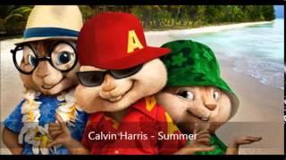 Calvin Harris - Summer (Version Chipmunks)