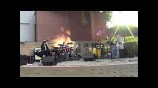 "Michelle Pollace Latin Jazz quartet plays ""Hot House Dandelion"" - Live"
