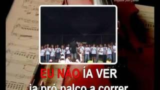 Vou à ópera - Karaoke em Português - Educação Musical - José Galvão