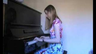 Somewhere Over The Rainbow - Eva Cassidy (Piano Cover)