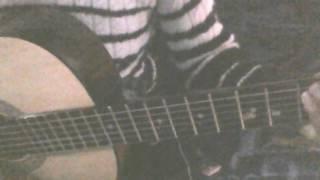 cover  guitarra embriagame zion y lennox