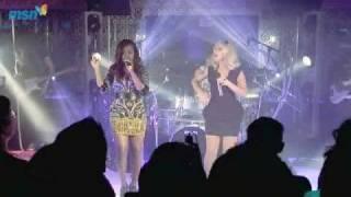 Sugababes (Keisha And Heidi) - About A Girl Live @ Msn
