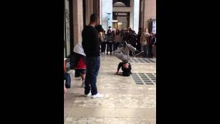 Break dance Varese