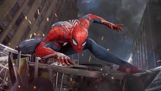 SPIDER MAN PS4 Intro Theme Song | Warbly Jets - Alive