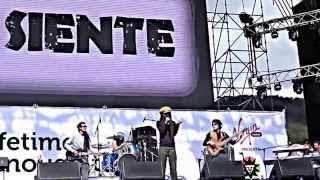 Lion Reggae (En Vivo) - Siente