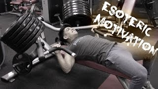 Esoteric Motivation - This Is What I Live For - Teen Bodybuilder