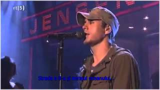 Enrique Iglesias - Tired Of Being Sorry( tradus romana)