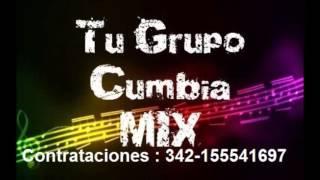 Cumbia MIX - Una noche contigo (Adelantos 2016)